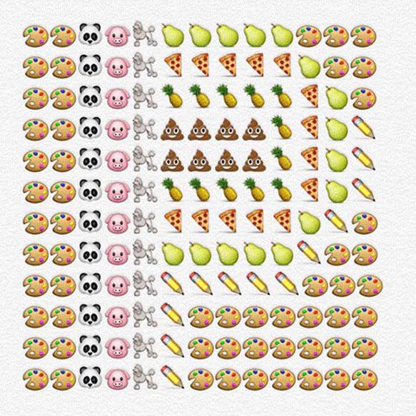emoji-alphabet p