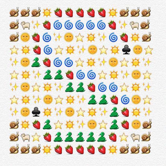 emoji-alphabet s