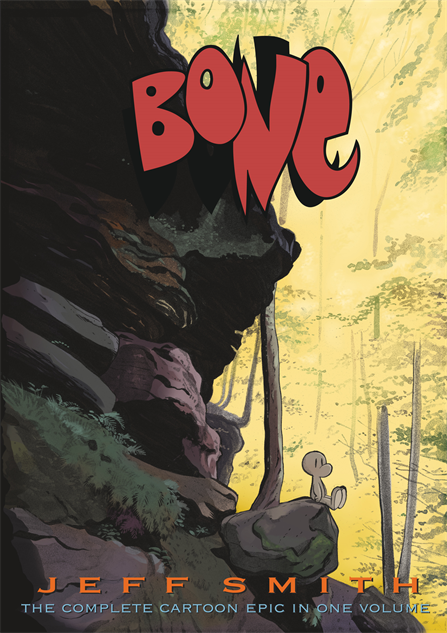ethanyoungcomics bone-one-volume-cover