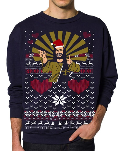 the 20 best ugly christmas sweaters from etsy - Best Ugly Christmas Sweaters Ever