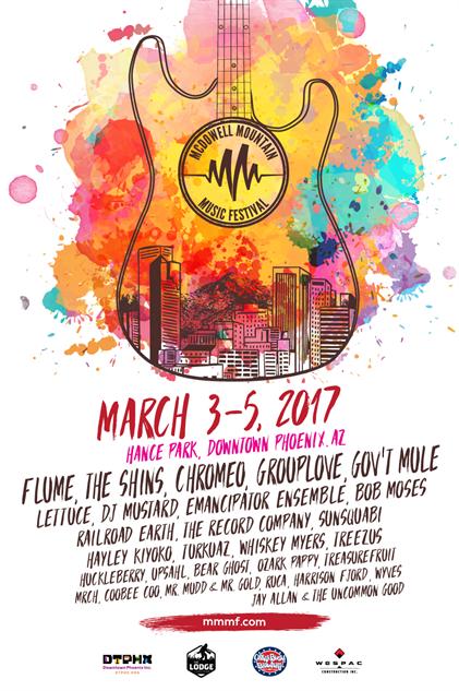 Art Of Cool Festival 2017 Lineup