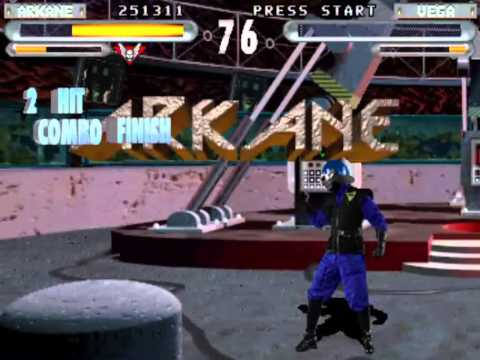 every-street-fighter-ranking sf-arkane