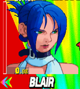 every-street-fighter-ranking sf-blair