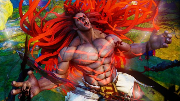 every-street-fighter-ranking sf-necalli