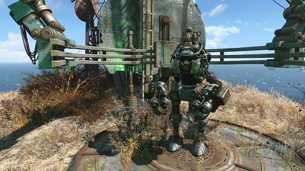 Fallout 4—Automatron: Ranking Every Robot Attachment :: Games