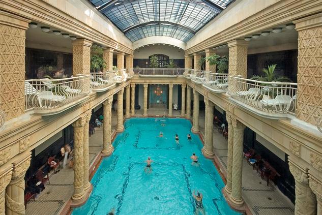 Fancy Hotels Hotel Gellert