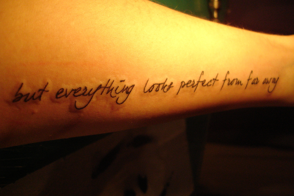 34 Of Our Favorite Band Tattoos Music Galleries Tattoos
