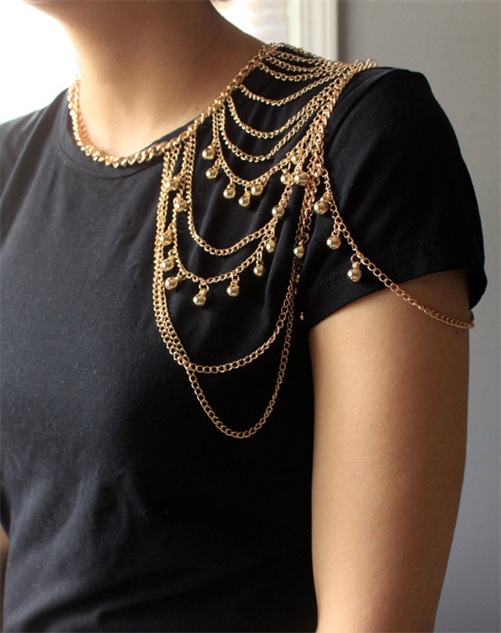 Body Chains Suited for Daredevils :: Style :: Galleries ...