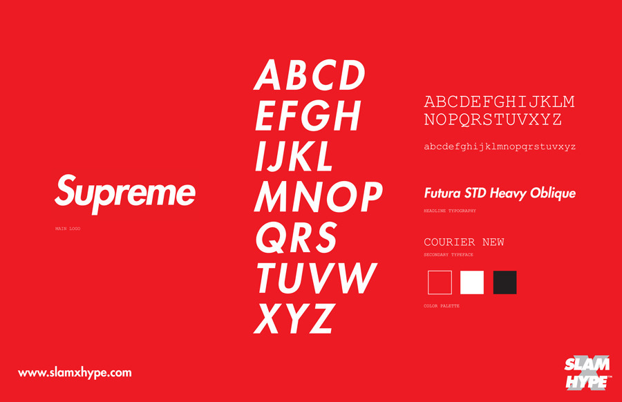 The Fonts of Fashion :: Design :: News :: Paste