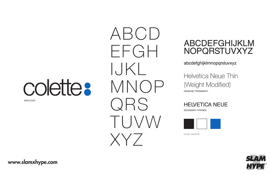 High Fashion Brand Fonts