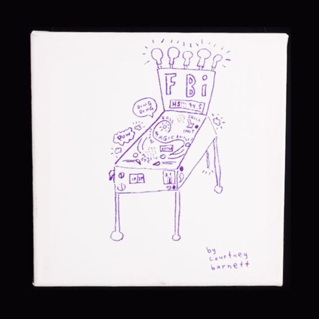 fbi-radio-brush-with-fame courtney-barnett-doodle