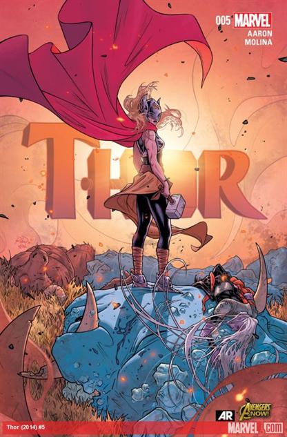 february-comic-covers thor5-russelldauterman
