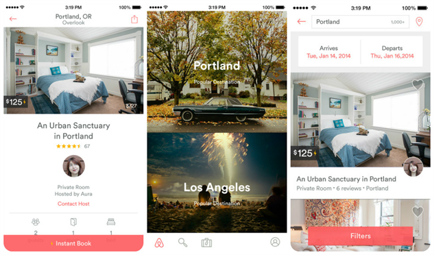 festival-apps airbnb