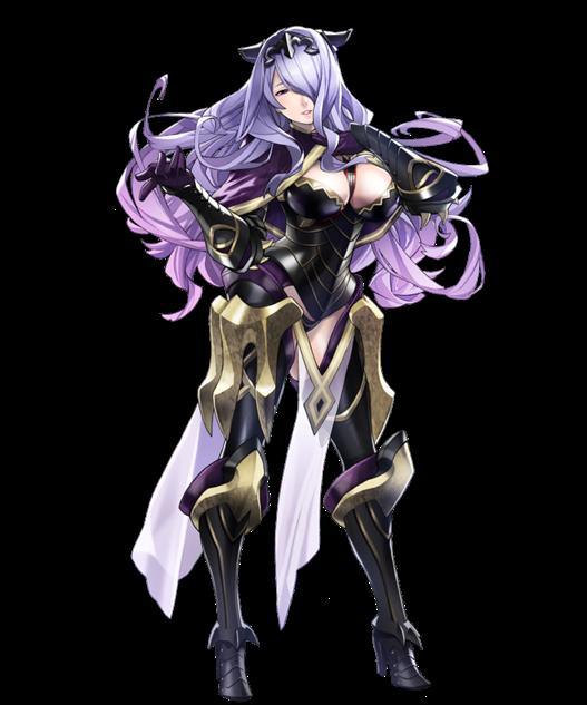 fire-emblem-heroes camilla