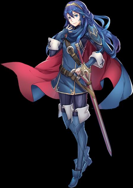 fire-emblem-heroes lucina