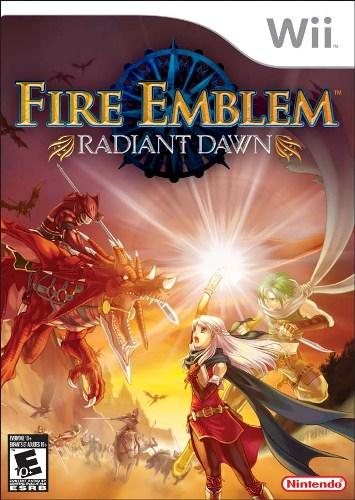 fire-emblem-rankings fire-emblem-radiant-dawn-box