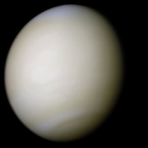 first-pictures-of-planets venus-mariner-10