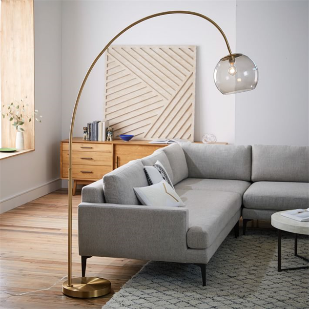 Floor Lamps With Real Presence :: Design :: Galleries :: Paste