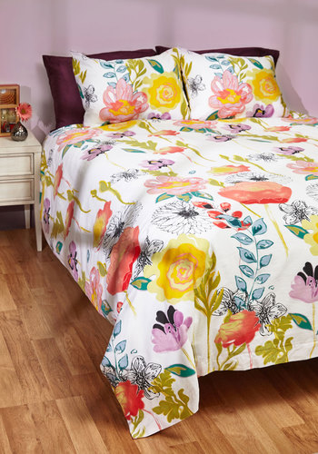 Go Floral With These 10 Bedspreads Design Galleries