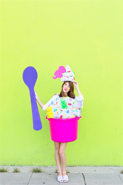 food costumes 1 paste food gallery costumes froyo - Halloween Food Costume