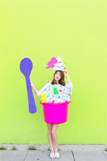 10 Food-Inspired DIY Halloween Costume Ideas | Kamri Noel ... |Diy Halloween Costumes Food