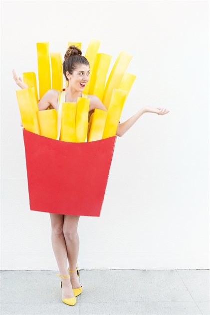 10 DIY Food Halloween Costumes | Kamri Noel | Cute Girls ... |Diy Halloween Costumes Food