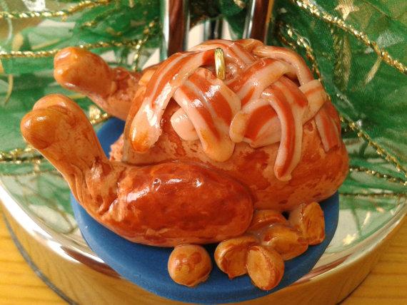 food-ornaments 9-roast-turkey