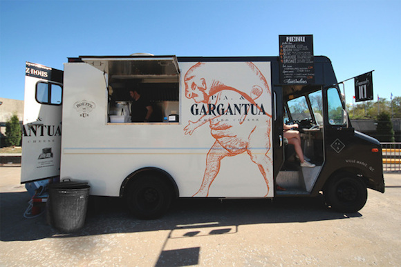 Gelato Food Truck Chicago