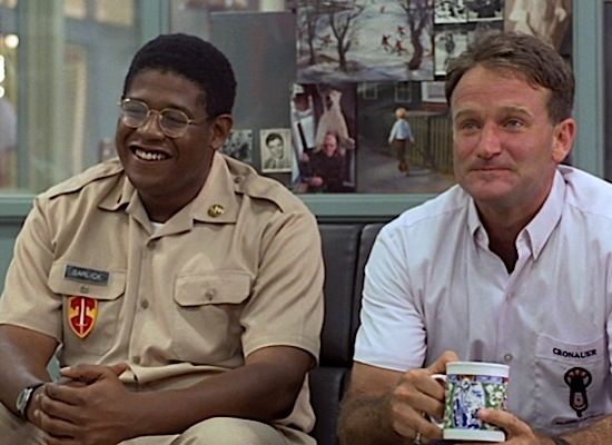 Good Morning Vietnam Palmerston North : The roles of a lifetime forest whitaker movies