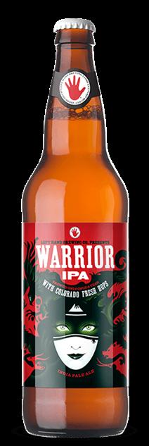 fresh-hop left-hand-warrior
