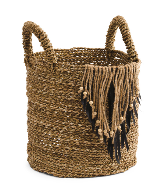 fringe-accent-decor basket