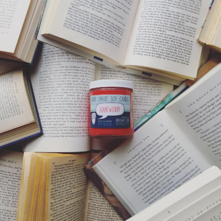 frostbeard-book-candles fbbookworm