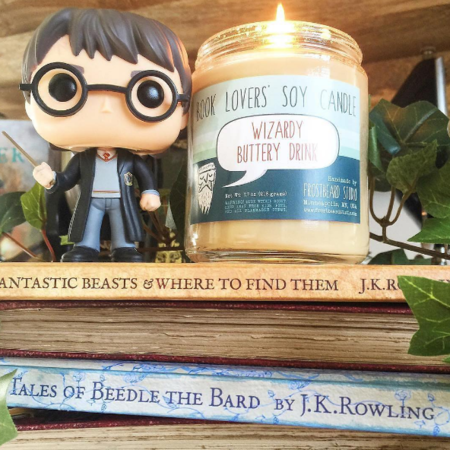 frostbeard-book-candles fbbuttery