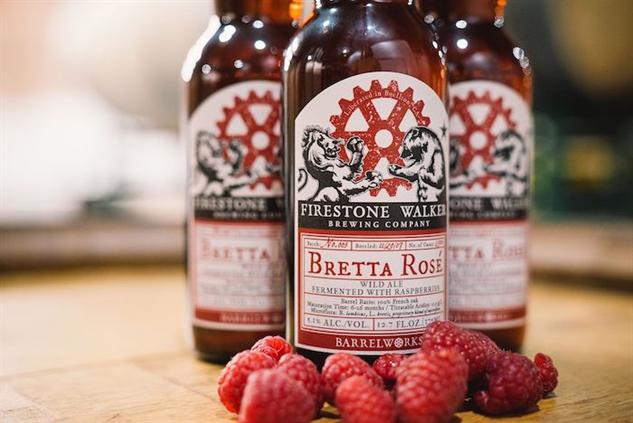 fruit-beer bretta-rose