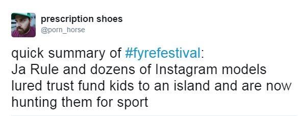 fyrefest-tweets fyrefestival09