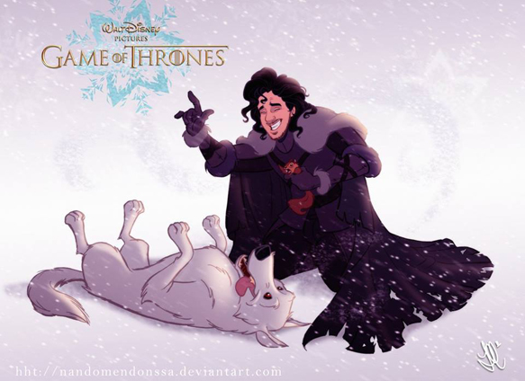 game  thrones characters   disney makeover paste