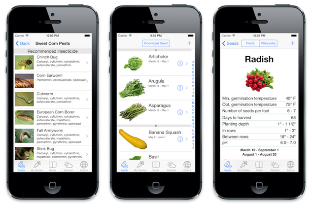 gardener-apps igarden