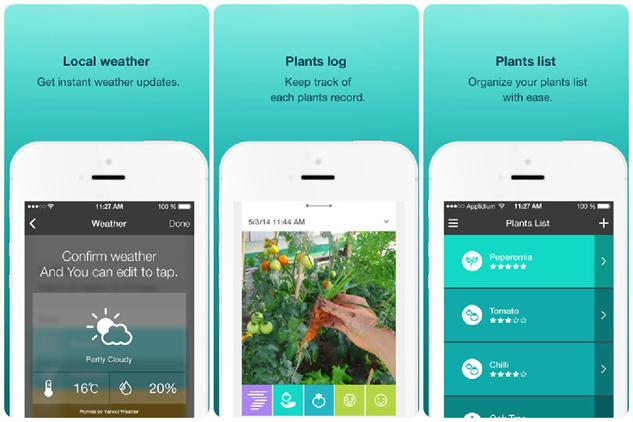 gardener-apps life