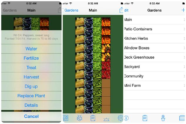 gardener-apps tracker