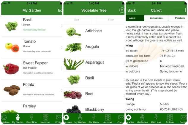 gardener-apps tree