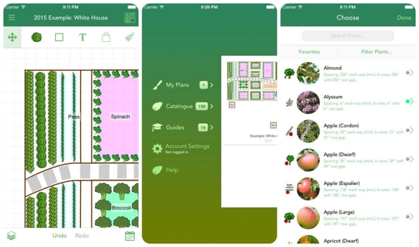 10 iOS Apps to Get the Most Out of Your Garden Tech