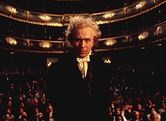 Beethoven Immortal Beloved movie, need help with essay!!??