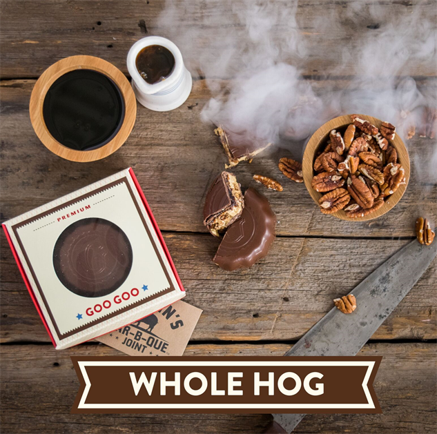 googoocluster whole-hog