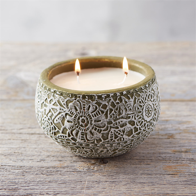 Gorgeous Candle Designs Lace
