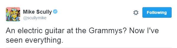 grammytweets2016 grammytweets25andahalf