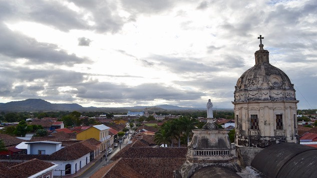granada-nicaragua iglesia