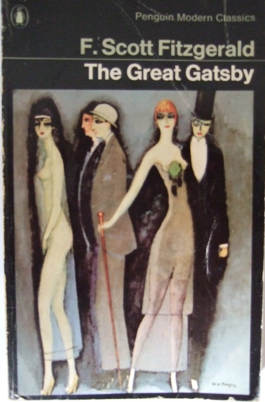 an analysis of the characters in the novel the great gatsby by f scott fitzgerald F scott fitzgerald's great gatsby most of the other characters in the book turn out to be rather despicable people, or as we i f scott fitzgerald.