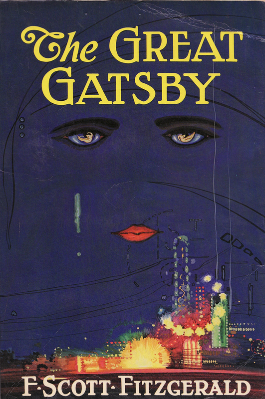 symbolism in f scott fitzgeralds novel the great gatsby A surprising examination of the original book jacket art to the great gatsby   linked to the great gatsby that it still adorns the cover of f scott fitzgerald's   one of the more prominent literary symbols in american literature.
