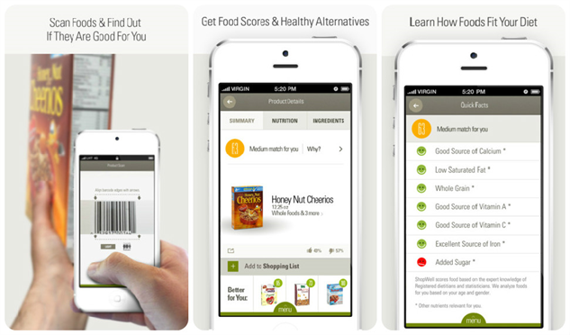 grocery-apps shopwell