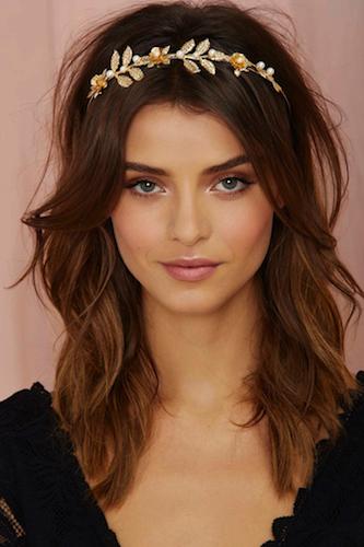 Hair Accessories With a Tough Girl Edge